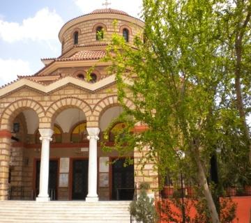 Άγιος Δημήτριος Ασπρόπυργος