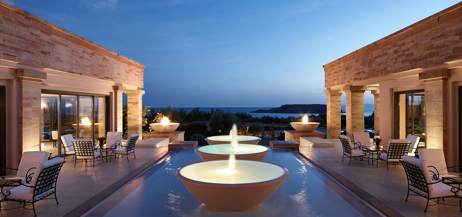 Cape Sounio Luxury Beach Resort In Greece 8149111