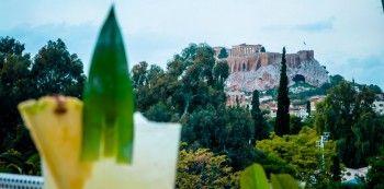 Γάμος & Δεξίωση με θέα την Ακρόπολη